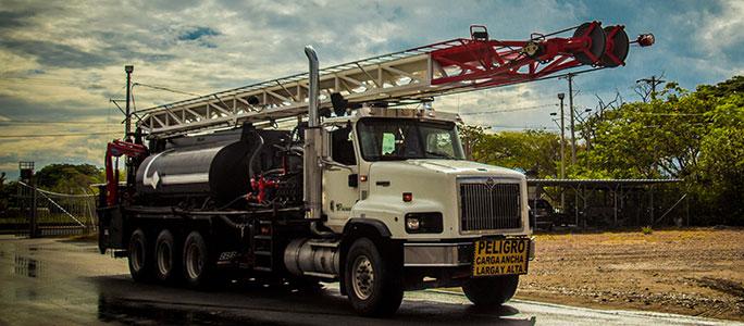 Unidad Flush By Truck (FBT)