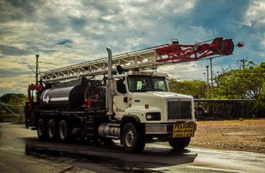 Flush By Truck - FBT
