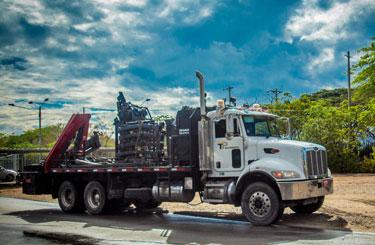 Unidad TMX - Truck Mounted X-Celerator